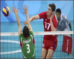 Игра болгар и россиян