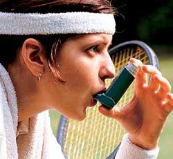 Противоастматические препараты в большой чести у спортсменов. Улучшая вентиляцию легких, они расширяют физические возможности человека