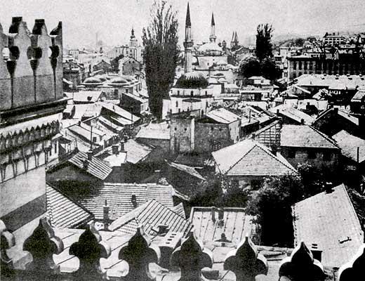 Вучко приглашает в Сараево
